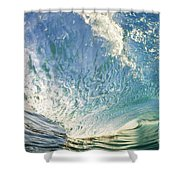 Bright Wave - Makena Shower Curtain