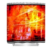 Brightness Hope And Glory Shower Curtain