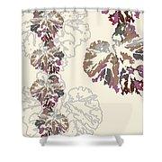 Brin Shower Curtain