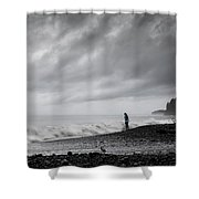 Bring It On Shower Curtain