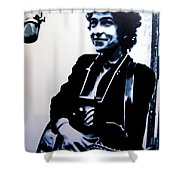 Bringing It All Back Home Shower Curtain
