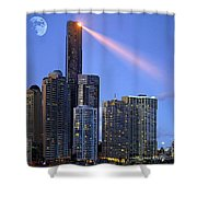 Brisbane 11 Shower Curtain