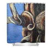 Bristlecone Tree No. 3 Shower Curtain