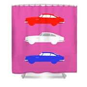 British Icon - Aston Martin Db5 Shower Curtain