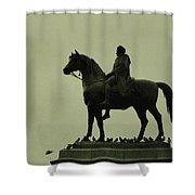 British Repose Shower Curtain