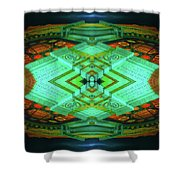 Broadway And 79th Shower Curtain