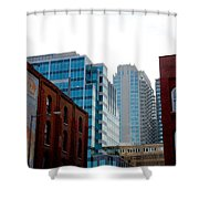 Broadway Nashville Tn Shower Curtain