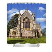 Brockenhurst - Hampshire - Uk Shower Curtain