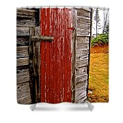 Broken Cart Farm Series 5 Shower Curtain
