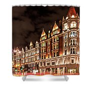 Brompton At Night Shower Curtain
