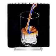 Bronco Milk, A Favorite Of Denver Fans Everywhere Shower Curtain