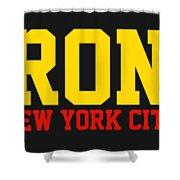 Bronx Shower Curtain