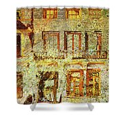 West Side Van Gogh Shower Curtain