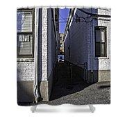 Brooklyn Alleyway Shower Curtain