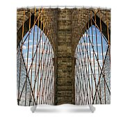 Brooklyn Dreams Shower Curtain