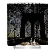 Brooklyn Gateway Shower Curtain