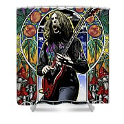 Brother Duane Shower Curtain
