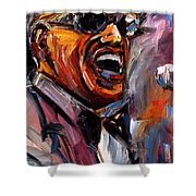 Brother Ray Shower Curtain