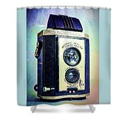 Brownie Reflex Shower Curtain