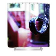 Brownstone 2 Shower Curtain
