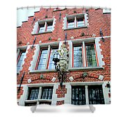 Bruges 1 Shower Curtain