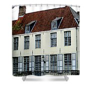 Bruges 19 Shower Curtain