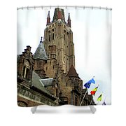 Bruges 21 Shower Curtain