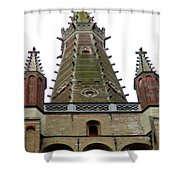Bruges 25 Shower Curtain