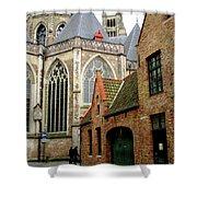 Bruges 27 Shower Curtain