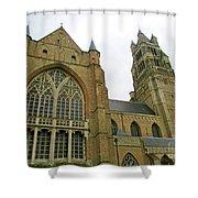 Bruges 29 Shower Curtain