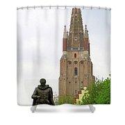 Bruges 33 Shower Curtain