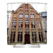 Bruges 34 Shower Curtain