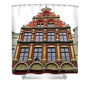 Bruges 36 Shower Curtain