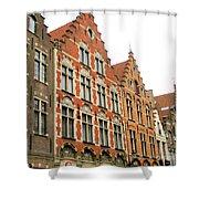 Bruges 38 Shower Curtain