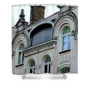Bruges 6 Shower Curtain