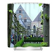Bruges 8 Shower Curtain