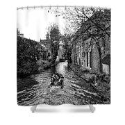 Bruges Bw4 Shower Curtain