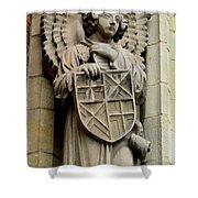 Bruges Detail 7 Shower Curtain