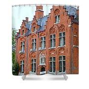 Bruges Sashuis 3 Shower Curtain