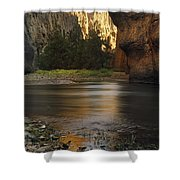Bruneau Canyon Shower Curtain