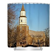 Bruton Parish Episcopal Church Shower Curtain
