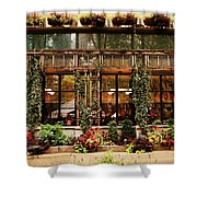 Bryant Park Grill Shower Curtain