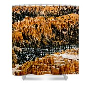 Bryce Canyon Series #3 Shower Curtain