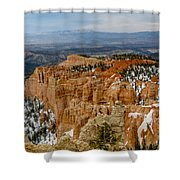 Bryce Canyon Series #7 Shower Curtain