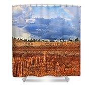Bryce Canyon 27 - Sunset Point Shower Curtain