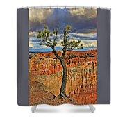 Bryce Canyon 46 - Sunrise Point Shower Curtain