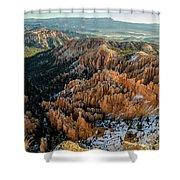 Bryce Canyon - 9 Shower Curtain