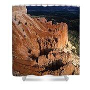 Bryce Canyon Hoodoos Shower Curtain