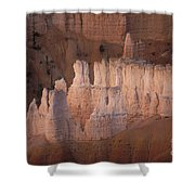 Bryce Canyon Hoodoos Shower Curtain