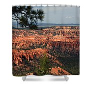 Bryce Canyon II Shower Curtain